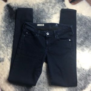 AG Adriano Goldschmeid Absolute Skinny Jeans 27R